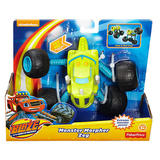 Blaze & the Monster Machines: Monster Morpher Vehicle - Zeg