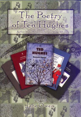 Ted Hughes by Jane Owen image