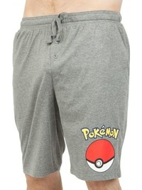 Pokemon: Pokeball - Jam Shorts (2XL)