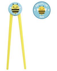 Skip Hop: Zoo Training Chopsticks - Bee