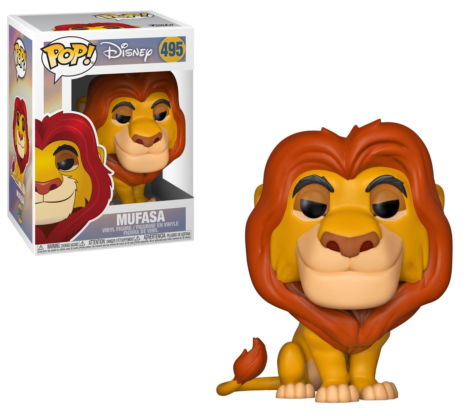 The Lion King: Mufasa - Pop! Vinyl Figure image