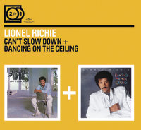 2FOR1: Can't Slow Down / Dancing on the Ceiling by Lionel Richie
