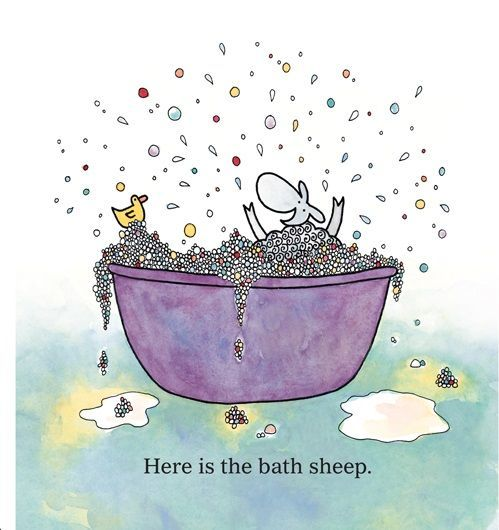 Where is the Green Sheep? by Mem Fox image