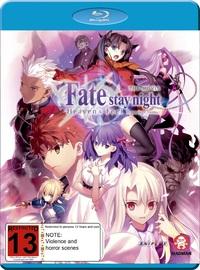 Fate/stay Night: Heaven's Feel 1. Presage Flower on Blu-ray image