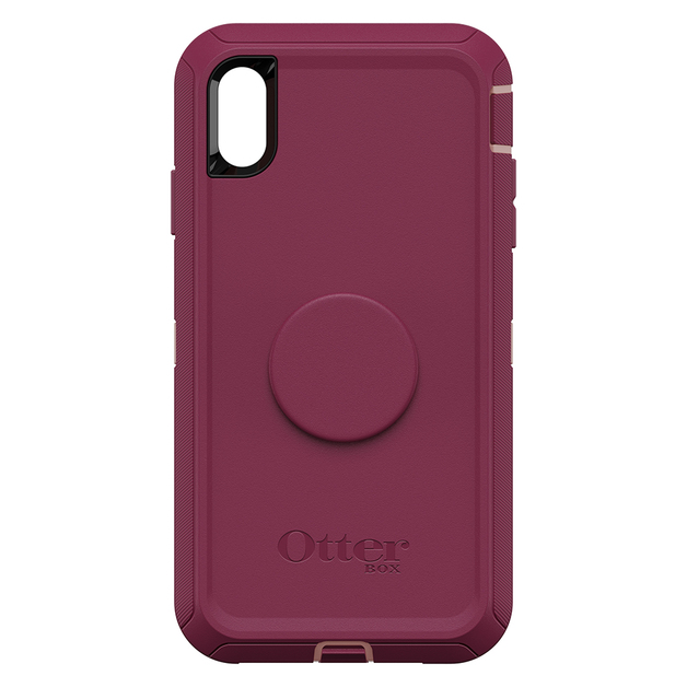 Otter + Pop: Defender for iPhone Xs Max - Fall Blossom