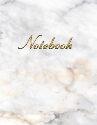 Marble Notebook For Women by Rock Solid Books