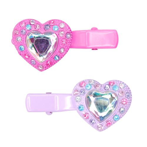 Pink Poppy: Playful Heart - Gem Hairclip (Assorted Designs)