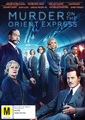 Murder On The Orient Express on DVD
