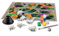 4M: Kidzlabs Gamemaker - Dino World Paint & Play