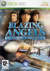 Blazing Angels: Squadrons of WWII for X360
