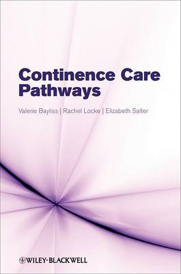 Continence Care Pathways by Valerie Bayliss image