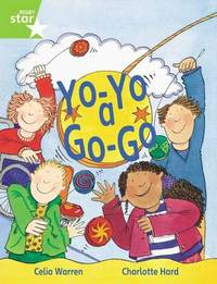 Rigby Star Guided Year 1/P2 Green Level: Guided Reader Pack Framework Edition by Celia Warren