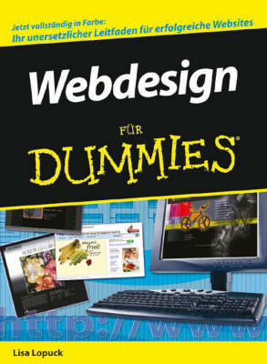 Webdesign fur Dummies by Lisa Lopuck