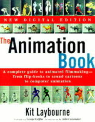 The Animation Book by Kit Laybourne