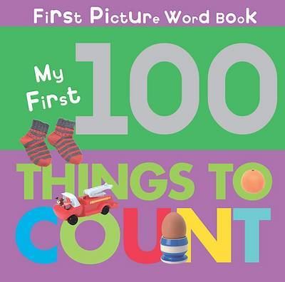 Chunky Board Book: 100 Things to Count image