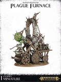 Warhammer Skaven Pestilens Plague Furnace/Screaming Bell