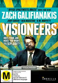 Visioneers on DVD