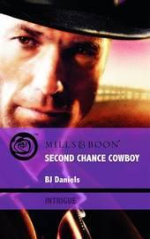 Second Chance Cowboy by B.J. Daniels image