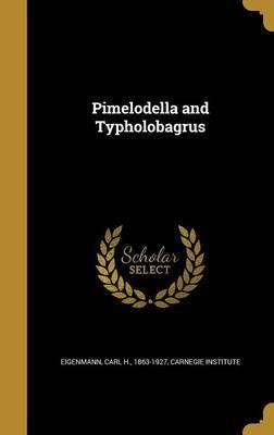 Pimelodella and Typholobagrus image