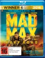 Mad Max: Fury Road on Blu-ray