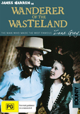 Wanderer of the Wasteland on DVD
