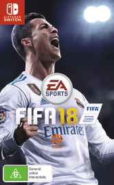 FIFA 18 for Nintendo Switch image