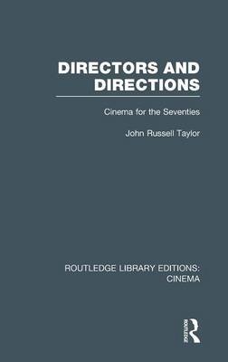 Directors and Directions by John Russell Taylor image