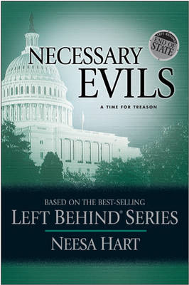 Necessary Evils: A Time for Treason by Neesa Hart image