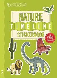 Nature Timeline Stickerbook by Christopher Lloyd