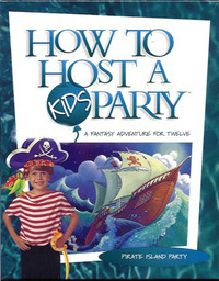 How to Host a Kid's Party: Pirate Island Party (12 players) image