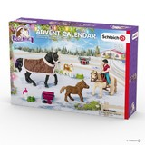 Schleich: 2017 Advent Calendar - Horse Club