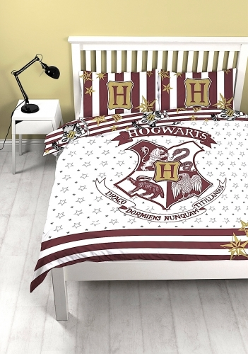 Harry Potter Double Duvet Set