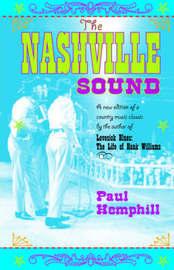 The Nashville Sound by Paul Hemphill image
