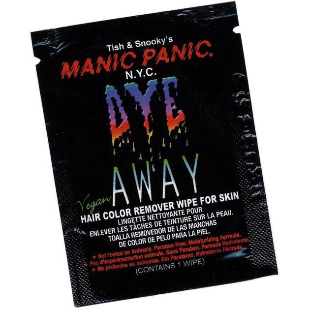 Manic Panic Dye Away Wipes