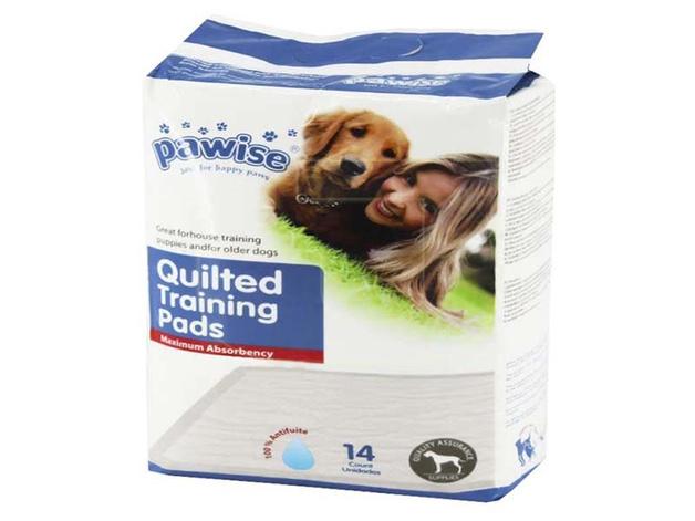 Pawise: Pee pads - 56*56,14pcs/bag