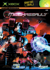 Mech Assault for Xbox