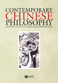 Contemporary Chinese Philosophy image