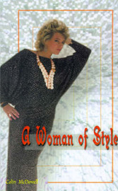 A Woman of Style by Colin McDowell image