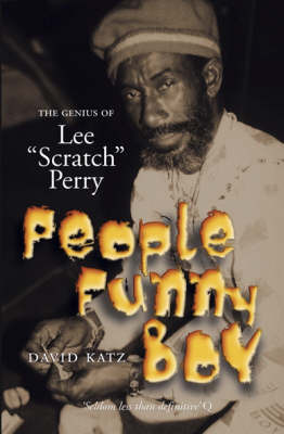 People Funny Boy: The Genius of Lee 'Scratch' Perry image