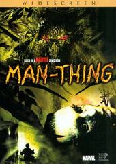 Man-thing on DVD