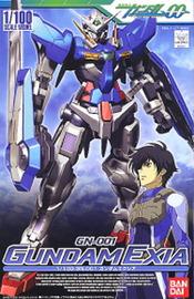 Gundam Exia 1:100 Model Kit