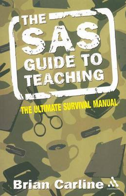 The SAS Guide to Teaching by Brian Carline image