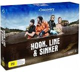 Discovery: Hook, Line & Sinker Collector's Set on DVD