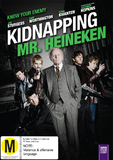 Kidnapping Mr Heineken on DVD