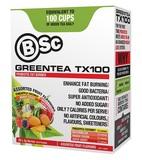 BSc Green Tea TX100 Combo Pack - 20 Serve