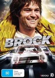Brock on DVD