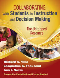 Collaborating With Students in Instruction and Decision Making image