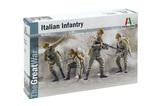 Italeri 1:35 WW1 Italian Infantry Model Kit