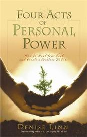 Four Acts Of Personal Power by Denise Linn image