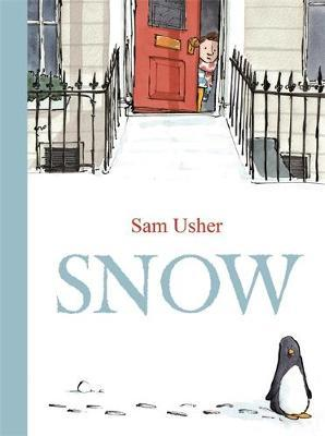 Snow (Mini Gift Edition) by Sam Usher image